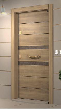 White Internal Doors - February 05 2019 at Flush Door Design, Main Door Design, Wooden Door Design, Wooden Doors, Slab Doors, Wooden Windows, Front Design, Unique Front Doors, Contemporary Front Doors