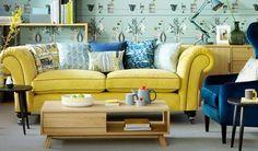 Living room design ideas, living room pictures   housetohome.co.uk
