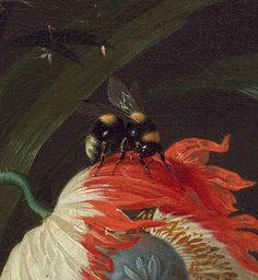 Jan Davidsz. de Heem - Vase of Flowers, 1660