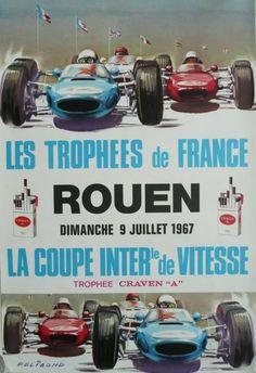 Affiche+originale+Les+trophees+de+France+Rouen+1967+-+Michel+BELIGOND