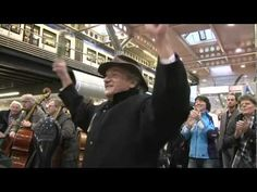 flashmob mco mambo west side story. Central Station The Hague