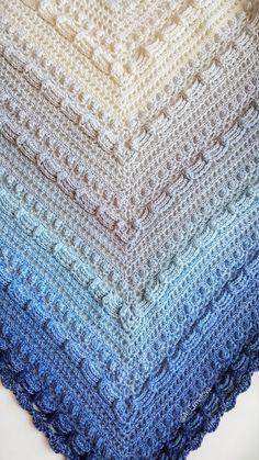 Crochet Scarves, Crochet Shawl, Throw Pillows, Blanket, Shawl, Ponchos, Crocheting, Tricot, Toss Pillows