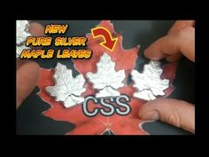 New Release Exclusive 2 oz Pure Silver Maple Leaves & 4 oz Antiqued Mapl...
