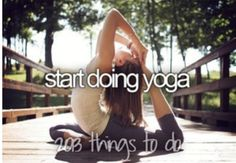 Yes! Inspired by all the b.a. yogi women in all their artsiness! Really would like to start practicing consistent yoga. Need to put those flexi/pole skills to good use.