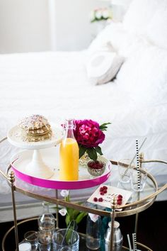 18 Delightful Breakfasts on Trays to Make You Feel Like a Duchess