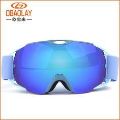 Sports & Entertainment Aggressive Professional Unisex Ski Goggles Adult Kids Big Mask Ski Mask Glasses Men Women Riding Climbing Hiking Snow Skiing Eyewear