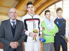 """Il pescarese Andrea Del Federico si è aggiudicato il Torneo di Tennis """"Trofeo Re Laurino"""" di Bolzano - Notizie in Provincia"""