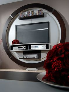 Yet Another Quality Piece From Our Italian Principals, This Circular Frame  Is Simply Majestic Designed For Screens From To And Available In 13  Different ...