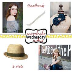 Headbands and hats