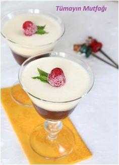 Supangleli Beyaz Çikolata Mus