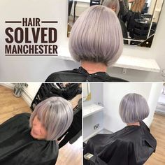 Our skilled technicians will custom-fit your completely individual system and our stylists will help make sure you leave our salon looking great and feeling happy and confident again. To find out more about our bespoke Enhancer System visit our website #hairloss #hairlosssolution #hairfall #hairlosstreatment #womenshairloss #femalehairloss