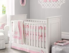 Girl nursery - color scheme