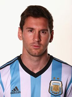 Just looking at him gives me the chills (in a good way, lol) #SoSexy  2014 FIFA World Cup Brazil™ - Lionel MESSI - Player Profile - FIFA.com