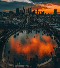 Los Angeles From Above: Vibrant Aerial Shots by ArtbyArtLA #inspiration #photography