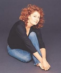 """Susan Sarandon....what a fantastic actress....her performance in """"Dead Man Walking"""" was BEYOND spectacular and loved her in """"Stepmom"""".....""""The Banger Sisters"""".....""""Thelma and Louise""""....she is a wonderful person and a great actress."""