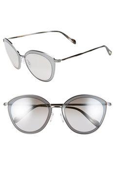 930cbbb2a47 Oliver Peoples  Gwynne  62mm Retro Sunglasses