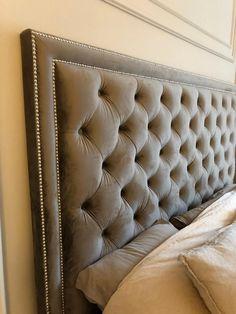 Wall of Trend Living Room Sofa Design, Bedroom Closet Design, Bedroom Furniture Design, Home Room Design, Bed Furniture, Bed Back Design, Bed Frame Design, Bed Headboard Design, Headboards For Beds