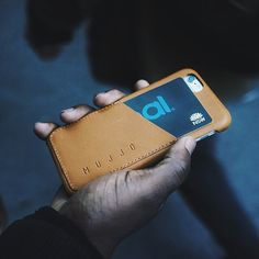 #Mujjo leather wallet case - By @capsule_store from #sydney - Available at capsulestore.com.au