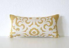 Decorative pillow cover  Mini lumbar pillow  by chicdecorpillows, $15.00