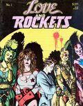 Love & Rocket issue No.1