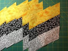 QUILTERS...ENJOY COLOR! : Double Option Stars Big Block Quilts, Star Quilt Blocks, Strip Quilts, Patch Quilt, Pinwheel Quilt Pattern, Star Quilt Patterns, Pattern Blocks, Bright Quilts, Yellow Quilts