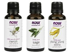 These essential oils