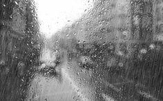 it's rainning