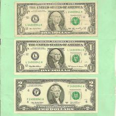 Old US! 1935C-1957B $1 Blue SILVER Certificates Set of 15 Assorted Rough