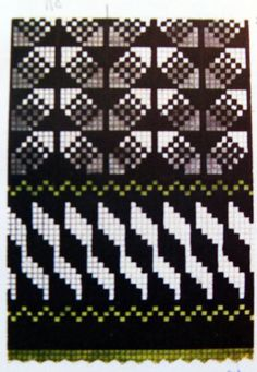 Latvian folk mittens