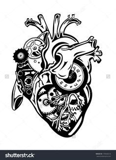 stock-vector-steampunk-human-heart-with-gears-and-clock-pieces-vector-179939216.jpg (JPEG Image, 1159×1600 pixels) - Scaled (46%)