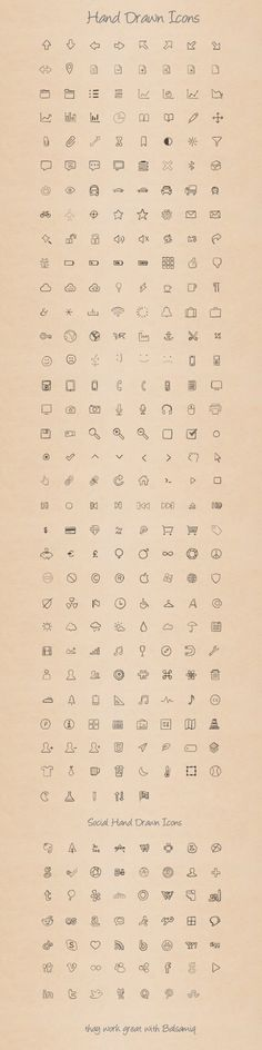 Hand Drawn Icons by: http://diypro1.blogspot.com/