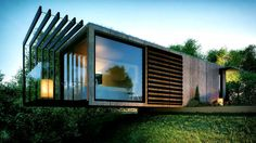 prefab storage container homes