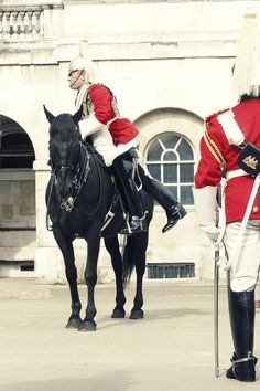 Soldiers of Buckingham Palace