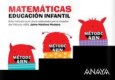 Método ABN para Educación Infantil