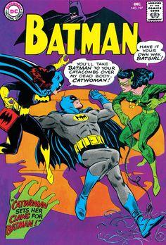Batman DC Silver Age Superhero Comics Not Signed Spiderman, Batman Vs, Batman Comics, Dc Comics, Batgirl, Catwoman, Comic Books Art, Comic Art, Book Art