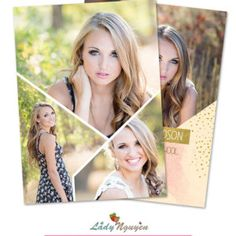 Check out our senior announcement template selection for the very best in unique or custom, handmade pieces from our shops. Senior Announcements, Photoshop, Graduation, Templates, Lady, Stencils, Moving On, Vorlage, College Graduation