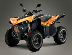 Cectek King Cobra ATV