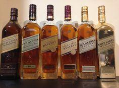 Johnnie Walker Gold Labels