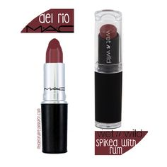 myDIYtifuLife: Essence  WetnWild Dupes of Mac Lipsticks - Mac Dupes Under 3$