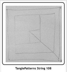 TanglePatterns String 108 « TanglePatterns.com