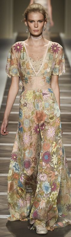 Etro Collection Spring 2016 Ready-to-Wear      ᘡղbᘠ