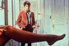 The Graduate-Dustin Hoffman, Anne Bancroft-1967