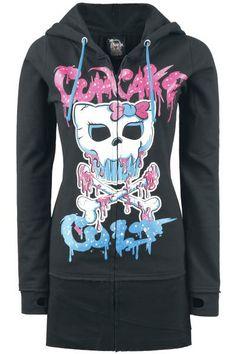 Cupcake Cult,Kitty cake hoodie <3