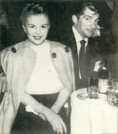 Dean and his first wife, Betty