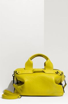3.1 Phillip Lim 'Lark-Small' Duffel: Love the leather and hardware colors. Versatile and wearable.