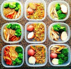 If your looking to get healthy & want to eat good too. Here are some meals you can try!