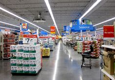 The layouts of many groceries stores are very consistent. However, if the corporate office decided to change the middle of the store around, many customers wouldn't notice as much. On the other hand, if they changed the entrance, it is immediately noticeable, because people generally remember the entrance as they are entering and exiting.