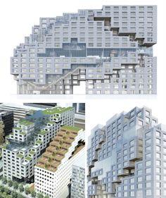 DnB NOR Headquarters (Oslo) by MVRDV
