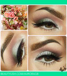 Fall Wedding makeup | Maquillateconaurora G.'s (AuroraGB) Photo | Beautylish