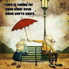 Caring - LOVE
